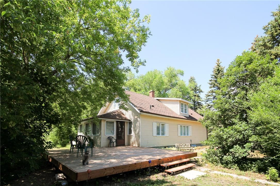 Main Photo: 27102 BOUNDARY Road N in Cooks Creek: House for sale : MLS®# 202118693