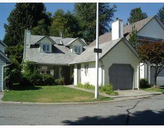"Photo 1: 5 2865 GLEN Drive in Coquitlam: Eagle Ridge CQ House for sale in ""BOSTON MEADOWS"" : MLS®# V667821"