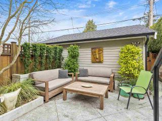 Photo 24: 3323 W 2ND AVENUE in Vancouver: Kitsilano 1/2 Duplex for sale (Vancouver West)  : MLS®# R2538442