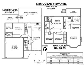 Photo 42: 1356 Ocean View Ave in : CV Comox (Town of) House for sale (Comox Valley)  : MLS®# 877200