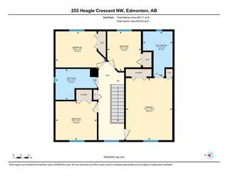 Photo 44: 255 HEAGLE Crescent in Edmonton: Zone 14 House for sale : MLS®# E4243035