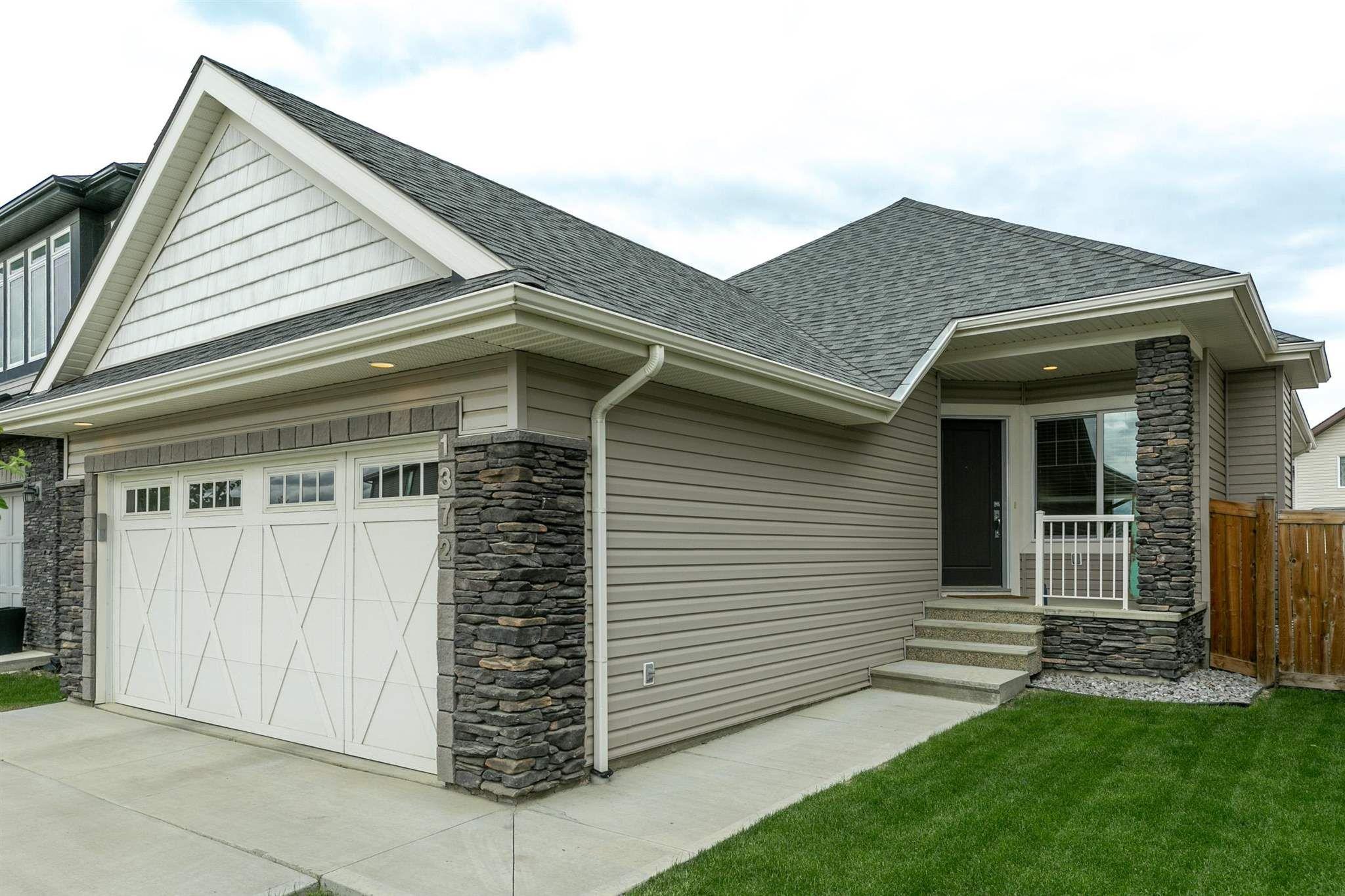 Main Photo: 1372 158 Street in Edmonton: Zone 56 House for sale : MLS®# E4248008