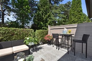 "Photo 21: 4041 VINE Street in Vancouver: Quilchena Townhouse for sale in ""ARBUTUS VILLAGE"" (Vancouver West)  : MLS®# R2183985"