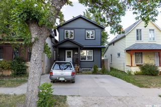 Photo 1: 210 G Avenue North in Saskatoon: Caswell Hill Residential for sale : MLS®# SK862640