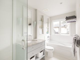 """Photo 21: 908 W 13TH Avenue in Vancouver: Fairview VW Townhouse for sale in """"Brownstone"""" (Vancouver West)  : MLS®# R2546994"""