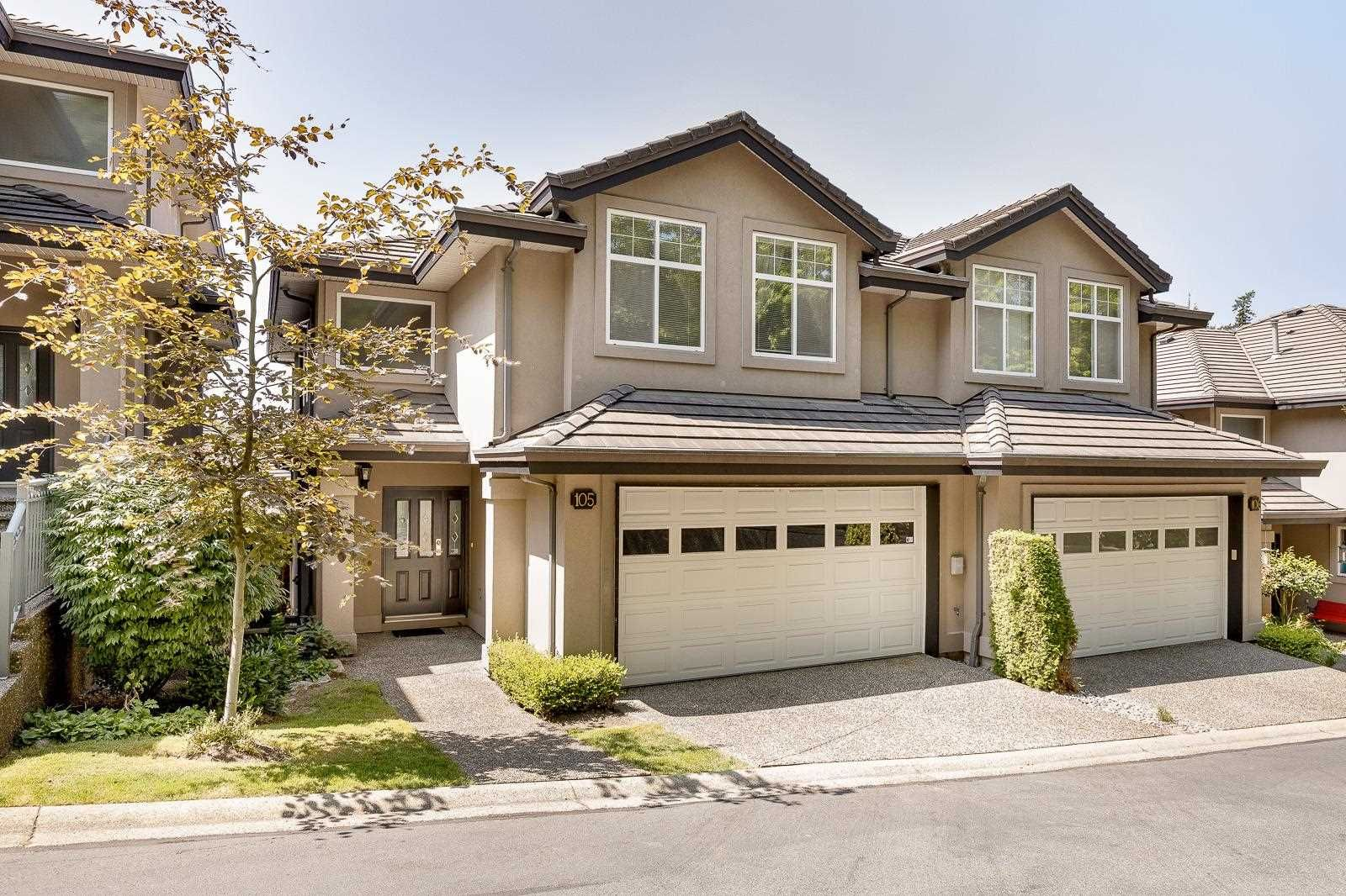 """Main Photo: 105 678 CITADEL Drive in Port Coquitlam: Citadel PQ Townhouse for sale in """"CITADEL POINT"""" : MLS®# R2604653"""