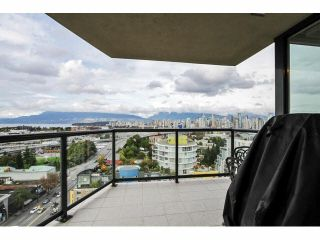 """Photo 18: 1304 1483 W 7TH Avenue in Vancouver: Fairview VW Condo for sale in """"VERONA OF PORTICO"""" (Vancouver West)  : MLS®# V1090142"""