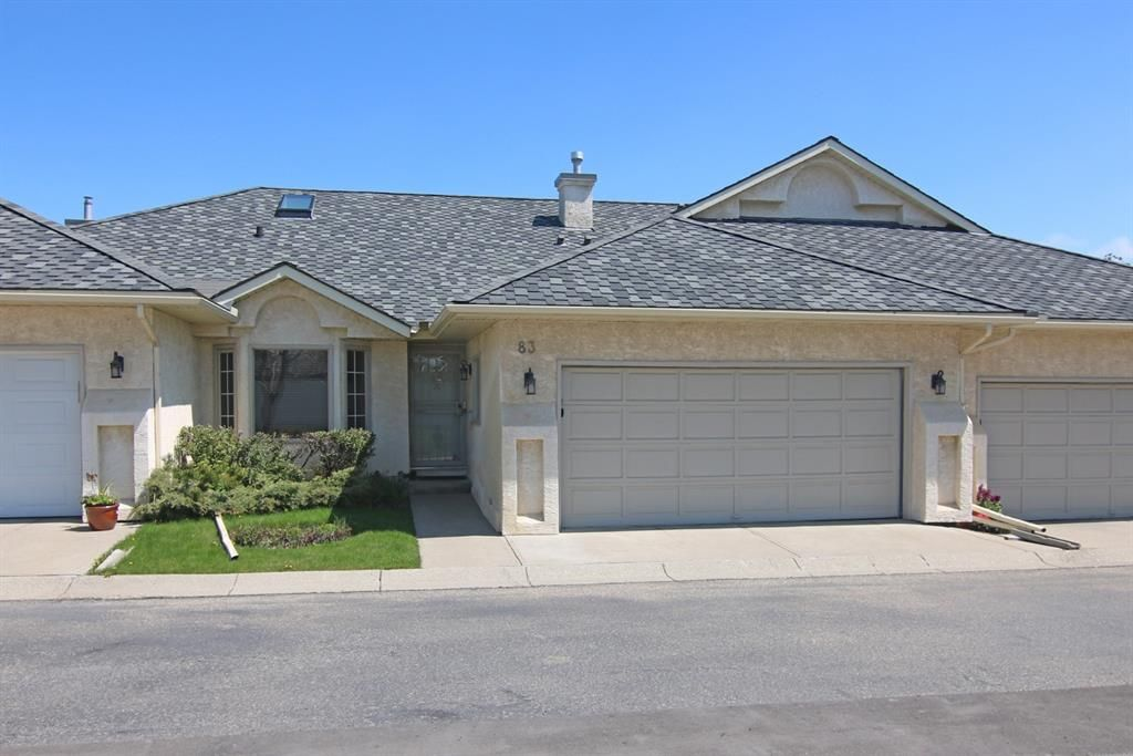 Main Photo: 83 Edgepark Villas NW in Calgary: Edgemont Row/Townhouse for sale : MLS®# A1130715