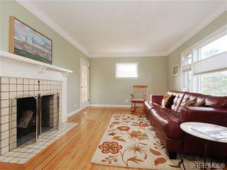 Photo 5: 2557 Vancouver St in VICTORIA: Vi Hillside House for sale (Victoria)  : MLS®# 684317