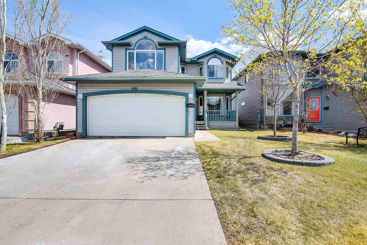 Main Photo: 15433 47A Street in Edmonton: Zone 03 House for sale : MLS®# E4244197