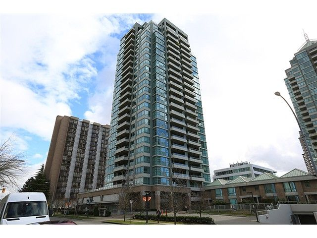 Main Photo: 2101 4380 Halifax Streets in Burnaby: Brentwood Park Condo for sale (Burnaby North)  : MLS®# V1047869