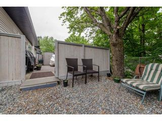 """Photo 20: 16 36060 OLD YALE Road in Abbotsford: Abbotsford East Townhouse for sale in """"Mountain View Village"""" : MLS®# R2269722"""