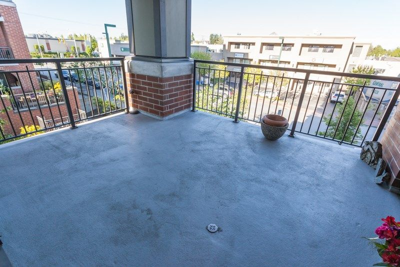 """Photo 12: Photos: 306 1551 FOSTER Street: White Rock Condo for sale in """"Sussex House"""" (South Surrey White Rock)  : MLS®# R2170329"""