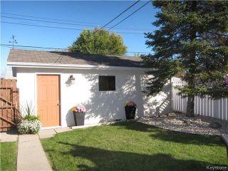 Photo 14: 213 Horton Avenue West in Winnipeg: West Transcona Residential for sale (3L)  : MLS®# 1726814