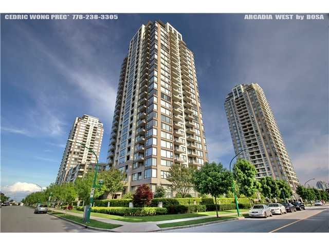 """Main Photo: 2603 7063 HALL Avenue in Burnaby: Highgate Condo for sale in """"EMERSON"""" (Burnaby South)  : MLS®# V1048604"""