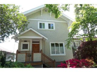 Photo 1: 2070 E 5TH Avenue in Vancouver: Grandview VE House for sale (Vancouver East)  : MLS®# V953272
