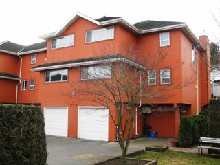 """Photo 4: 106 303 CUMBERLAND Street in New_Westminster: Sapperton Townhouse for sale in """"CUMBERLAND COURT"""" (New Westminster)  : MLS®# V754194"""