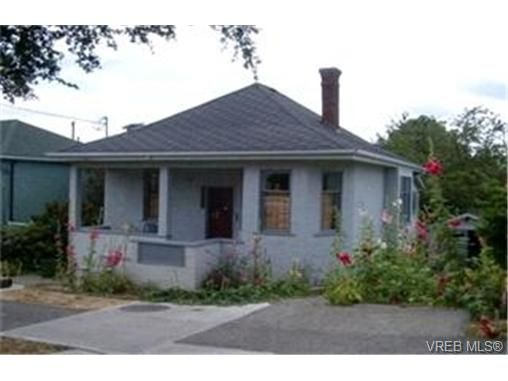 Main Photo:  in VICTORIA: Vi Hillside House for sale (Victoria)  : MLS®# 403911