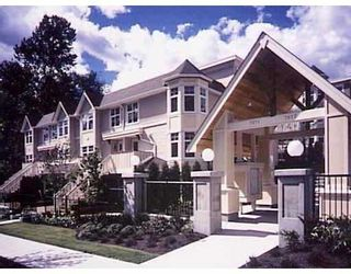 "Photo 1: 106 7038 21ST Avenue in Burnaby: Middlegate BS Townhouse for sale in ""THE ASHBURY"" (Burnaby South)  : MLS®# V631772"