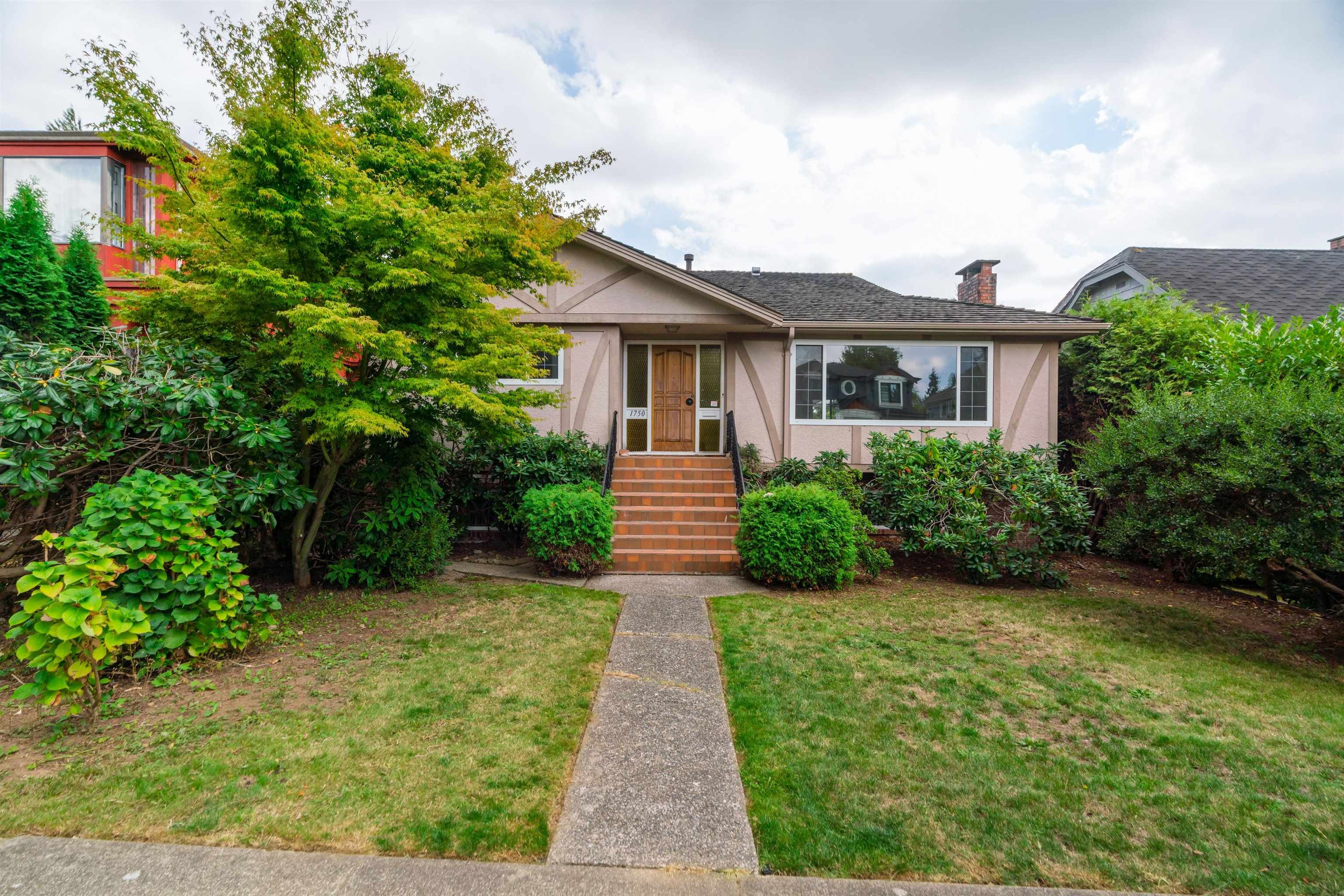 Main Photo: 1750 W 60TH Avenue in Vancouver: South Granville House for sale (Vancouver West)  : MLS®# R2616924
