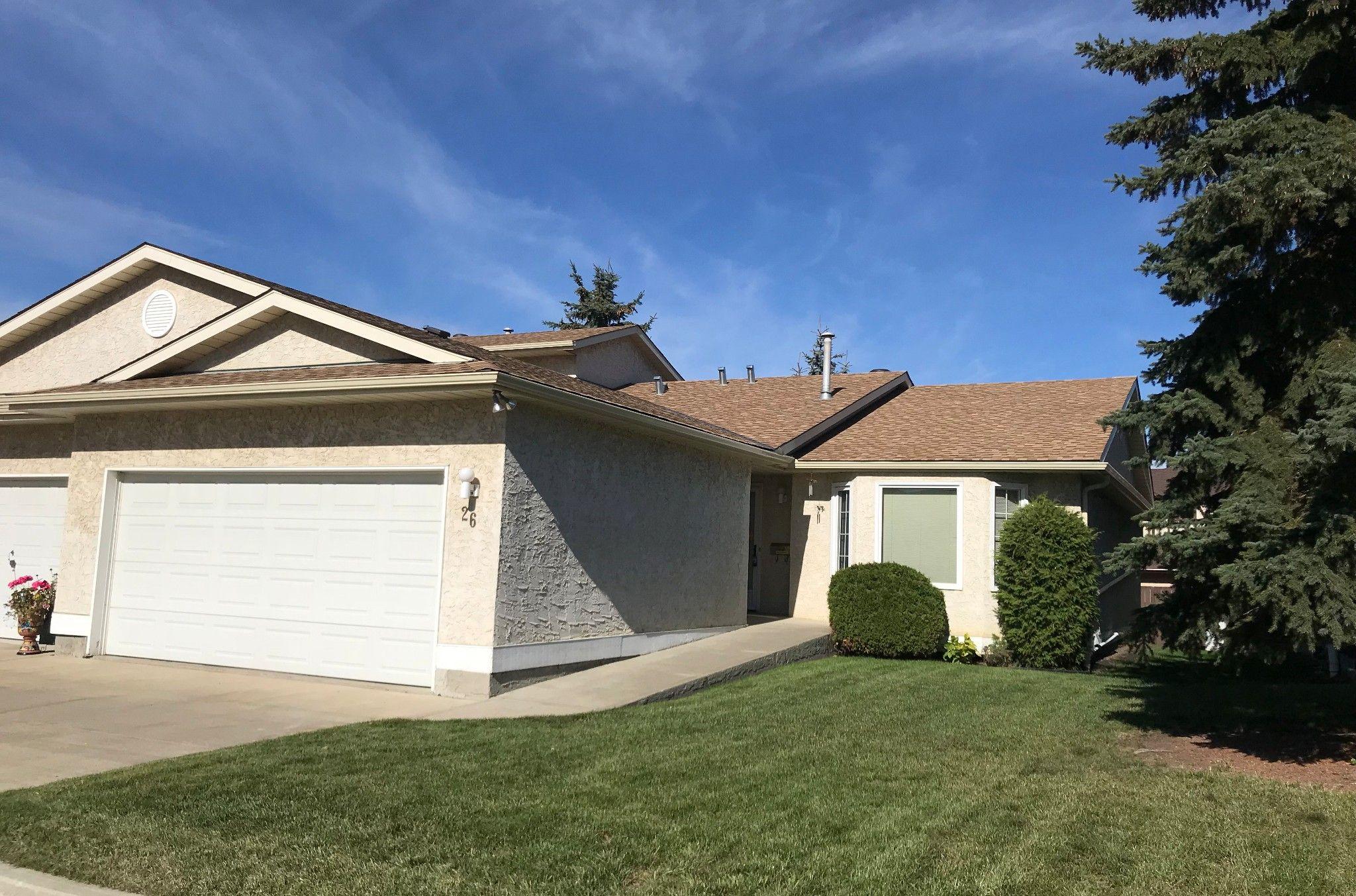 Main Photo: 26 9375 172 Street: House for sale