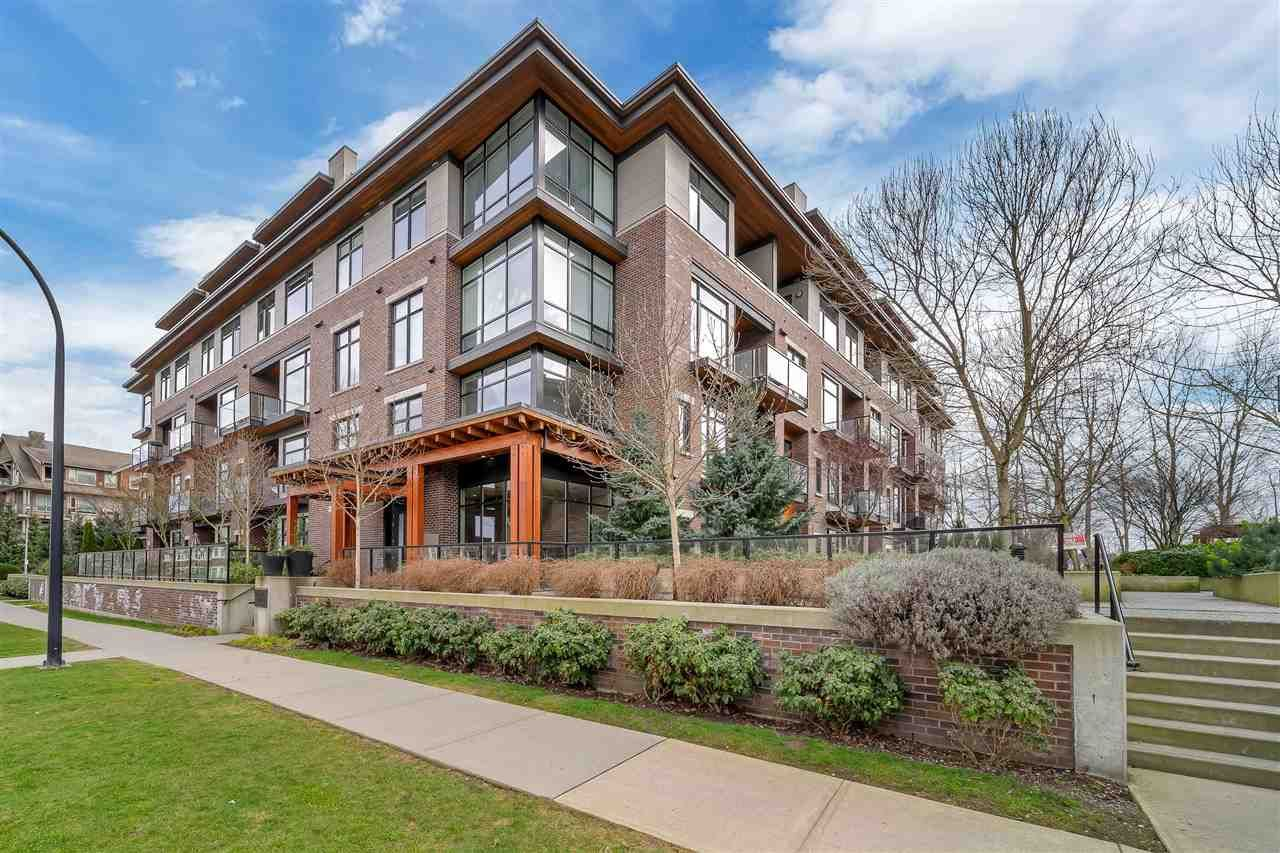 "Main Photo: 311 260 SALTER Street in New Westminster: Queensborough Condo for sale in ""Portage"" : MLS®# R2549558"