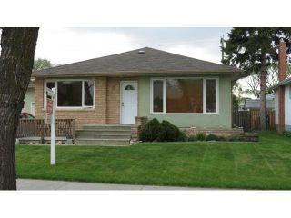 Photo 1: 273 Enniskillen Avenue in WINNIPEG: West Kildonan / Garden City Residential for sale (North West Winnipeg)  : MLS®# 1209647
