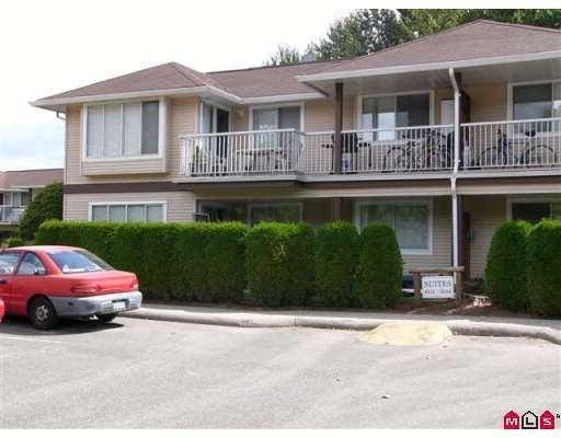 """Main Photo: 803 1750 MCKENZIE RD in Abbotsford: Poplar Townhouse for sale in """"ALDER GLEN"""" : MLS®# F2619768"""