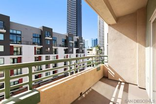 Photo 3: DOWNTOWN Condo for rent : 2 bedrooms : 330 J St #507 in San Diego