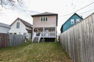 Photo 20: 381 Queen Street in Winnipeg: St James Residential for sale (5E)  : MLS®# 202025695
