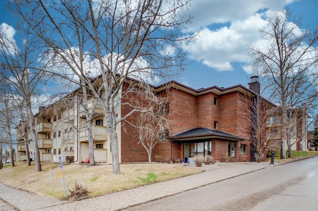 Main Photo: 4107 385 Patterson Hill SW in Calgary: Patterson Apartment for sale : MLS®# A1143013