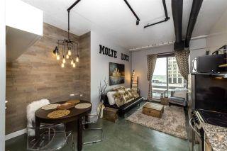 Photo 3: 510 10024 JASPER Avenue in Edmonton: Zone 12 Condo for sale : MLS®# E4239725