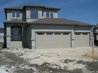 Photo 1: 15 Tellier Place in Winnipeg: Residential for sale : MLS®# 1104003