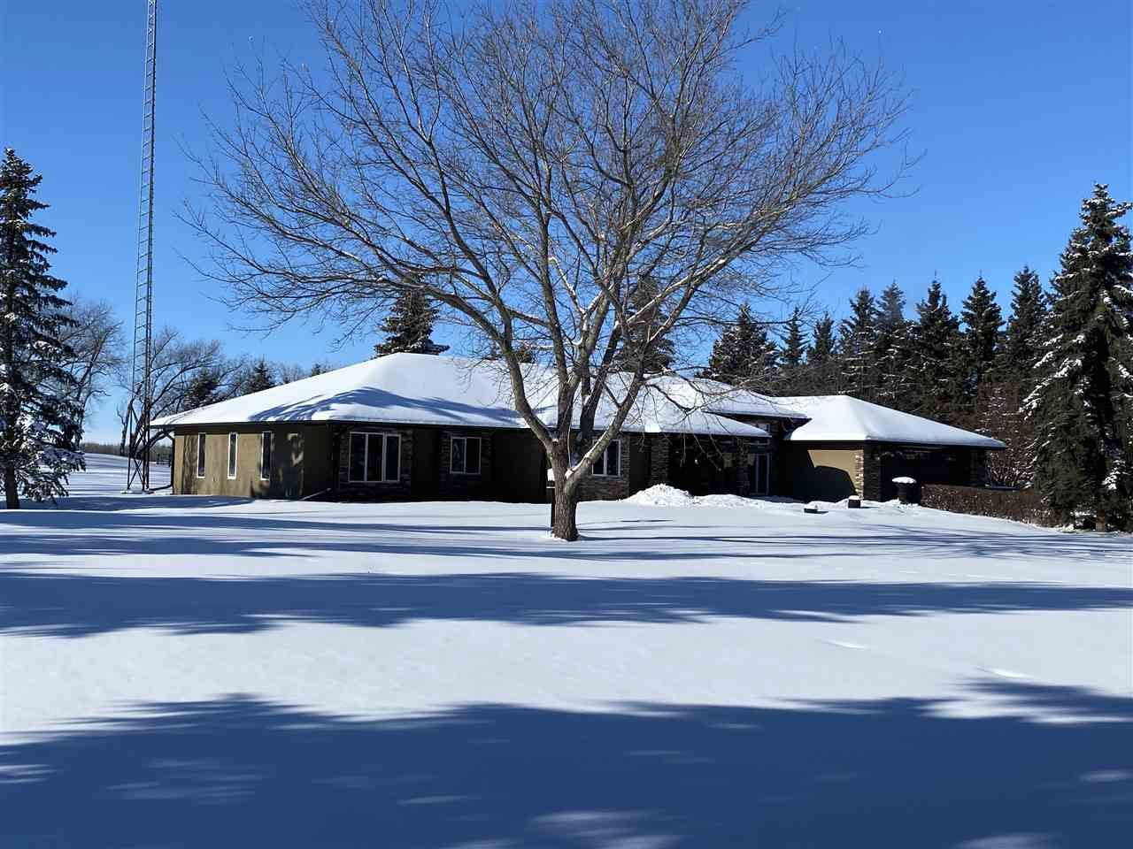 Main Photo: 6, 60010 RGE RD 272: Rural Westlock County House for sale : MLS®# E4228120