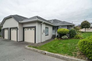 """Photo 1: 101 3160 TOWNLINE Road in Abbotsford: Abbotsford West Townhouse for sale in """"SOUTHPOINT RIDGE"""" : MLS®# R2022408"""