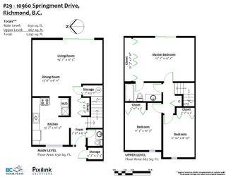 Photo 16: 29 10960 SPRINGMONT Drive in Richmond: Steveston North Townhouse for sale : MLS®# R2274577