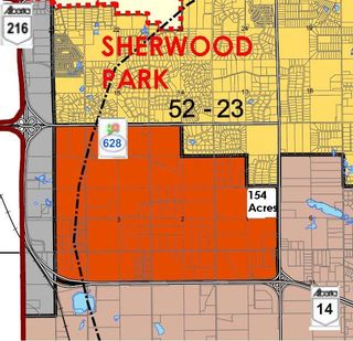 Photo 2: H/W 21 TWP RD 521: Rural Strathcona County Rural Land/Vacant Lot for sale : MLS®# E4251916