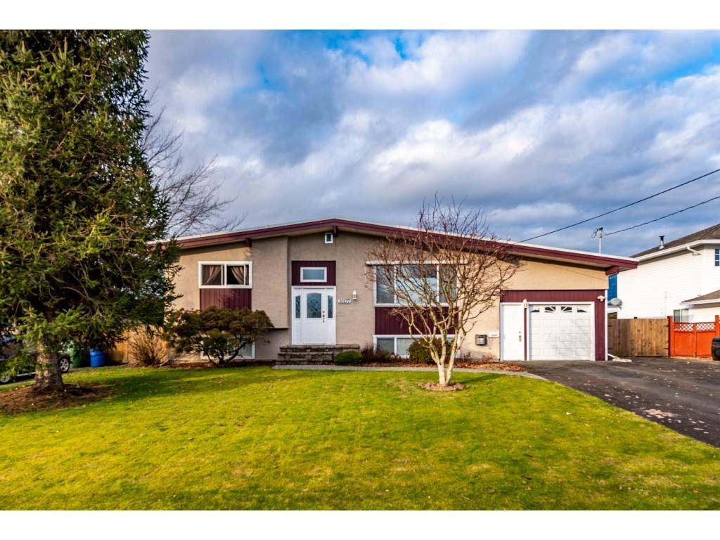 Main Photo: 10177 WEDGEWOOD Drive in Chilliwack: Fairfield Island House for sale : MLS®# R2533391