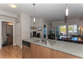 """Photo 13: 322 9655 KING GEORGE Boulevard in Surrey: Whalley Condo for sale in """"GRUV"""" (North Surrey)  : MLS®# R2134761"""