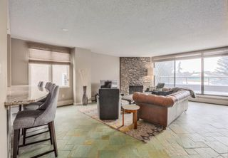 Photo 6: 406 1215 Cameron Avenue SW in Calgary: Lower Mount Royal Apartment for sale : MLS®# A1074263