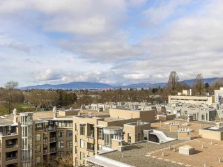 """Photo 9: 720 2799 YEW Street in Vancouver: Kitsilano Condo for sale in """"TAPESTRY AT THE O'KEEFE"""" (Vancouver West)  : MLS®# R2605737"""