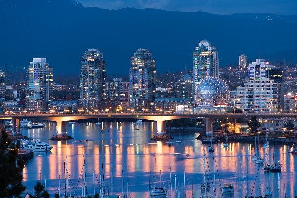 Main Photo: 702 1485 W 6TH AVENUE in Vancouver: False Creek Condo for sale (Vancouver West)  : MLS®# R2158110