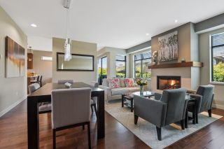 """Photo 3: 40 2603 162 Street in Surrey: Grandview Surrey Townhouse for sale in """"VINTERRA at Morgan Heights"""" (South Surrey White Rock)  : MLS®# R2604725"""