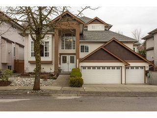 """Photo 1: 19659 JOYNER Place in Pitt Meadows: South Meadows House for sale in """"EMERALD MEADOWS"""" : MLS®# R2134987"""