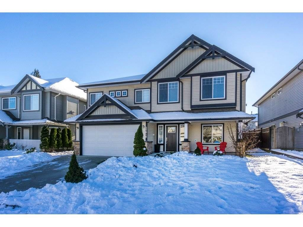 Main Photo: 27010 35 AVENUE in : Aldergrove Langley House for sale : MLS®# R2129436