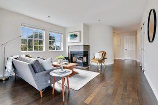 "Photo 3: 402 2091 VINE Street in Vancouver: Kitsilano Condo for sale in ""VINE GARDENS"" (Vancouver West)  : MLS®# R2616919"