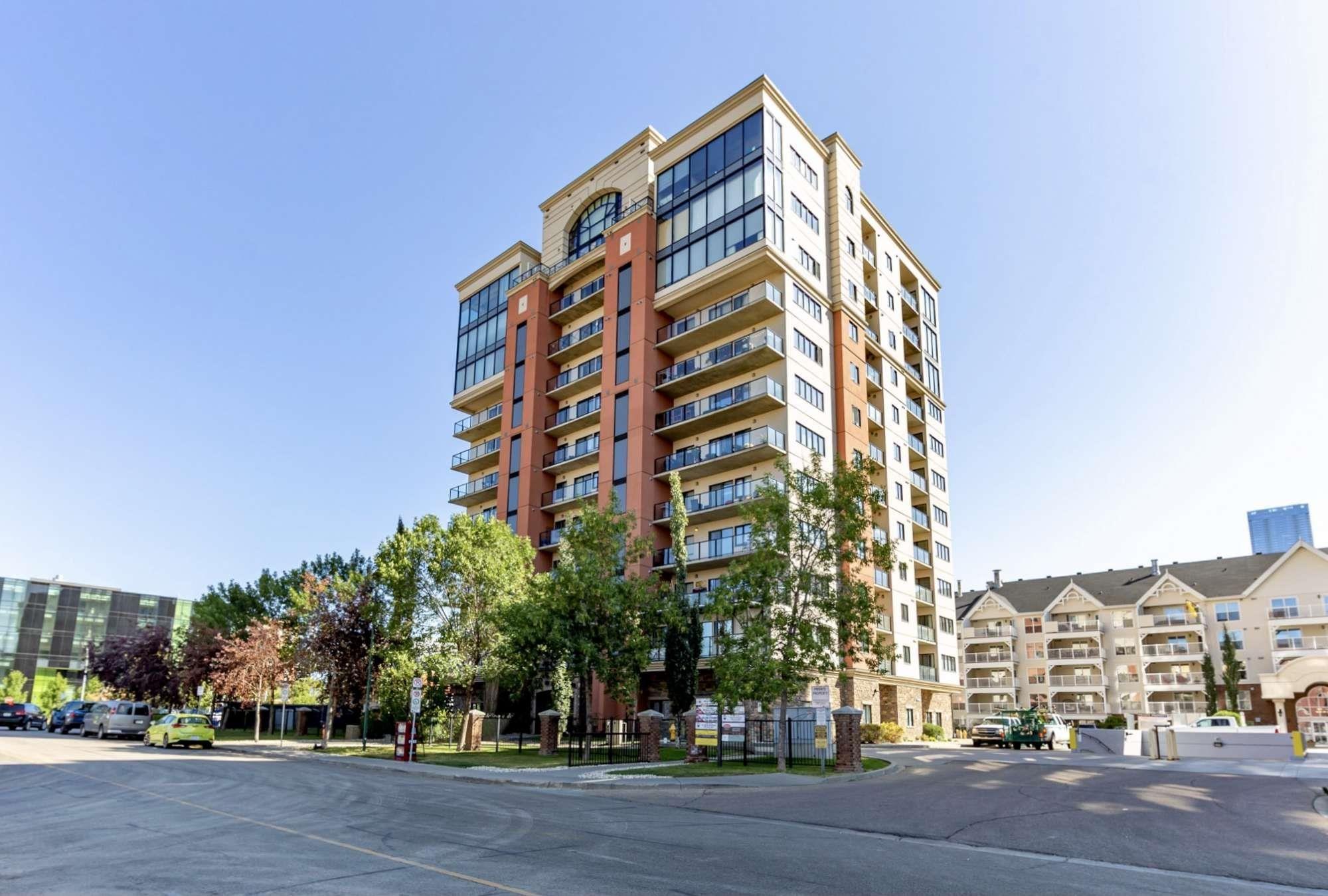 Main Photo: 208 10319 111 Street in Edmonton: Zone 12 Condo for sale : MLS®# E4260894