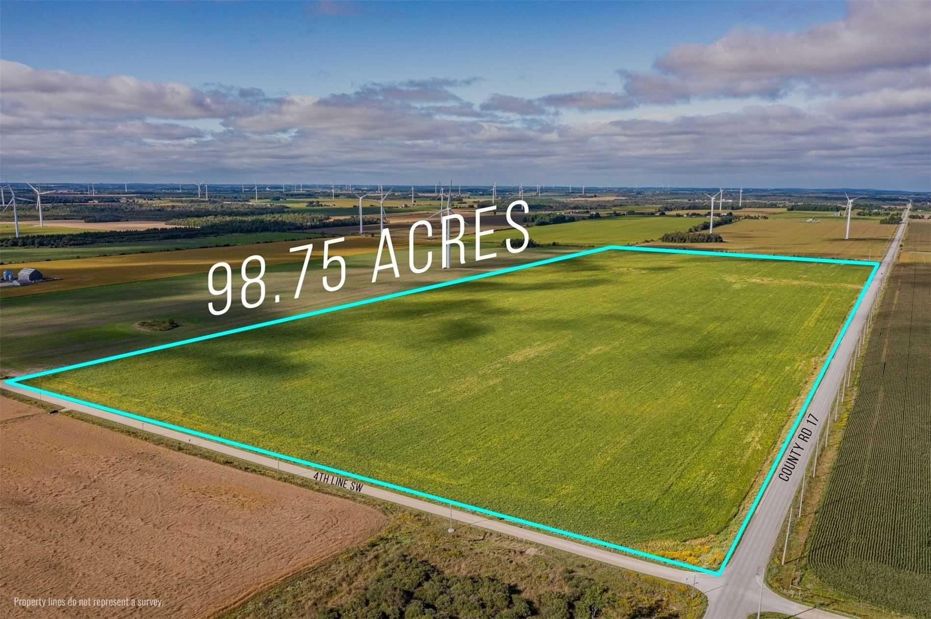 Main Photo: 582061 County Road 17 in Melancthon: Rural Melancthon Property for sale : MLS®# X5358630