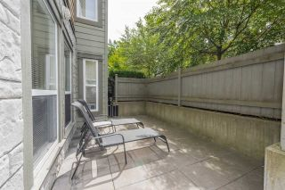 """Photo 17: 103 4155 CENTRAL Boulevard in Burnaby: Metrotown Townhouse for sale in """"PATTERSON PARK"""" (Burnaby South)  : MLS®# R2274386"""