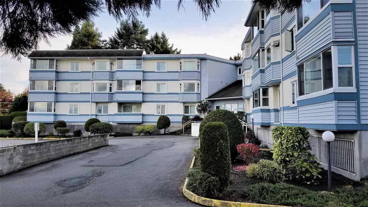 "Main Photo: 105 7175 134 Street in Surrey: West Newton Condo for sale in ""SHERWOOD MANOR"" : MLS®# R2317197"